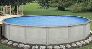 Above Ground Pool - End of Season Sale