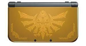 Selling Limited Zelda Themed 3DS XL + Games!!!
