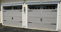Garage Door Repairs and Service NO HST