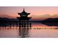 Opportunity to teach abroad in China