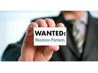 Property developer wanted for partnership.