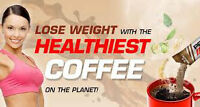 """FREE SAMPLES""  #1 Weight & Fat Loss All  Natural Slim Coffee"