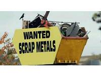Scrap metal wanted/removed