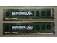 8GB DDR3 RAM 4x2