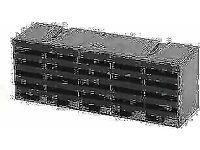 10 x Airbrick in black