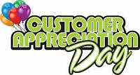 Want to show your customers that you appreciate them???