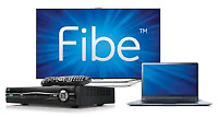 HIGH SPEED FIBER INTERNET UNLIMITED USAGE +HP+FIBE TV $99.99