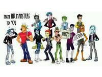 Monster High Boys Dolls