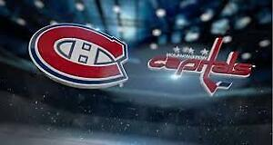 CANADIENS VS WASHINGTON PREMIUM REDS