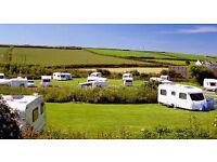 Caravan Site Wanted! £250,000.00