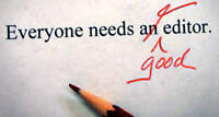 Professional Proofreading/Editing Services