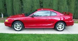 Looking for Mustang GT 1994-2004