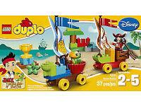 Lego Duplo 10539 Jake Neverland Pirates Big Race