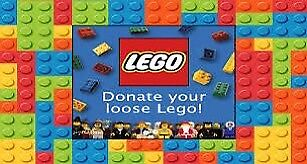 LEGO DONATIONS WELCOME ANY CONDITION