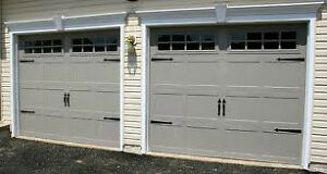 Garage Door Service and Repairs - QUALITY WORK - FAIR PRICE London Ontario image 3