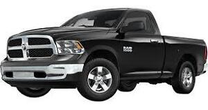 2014 Dodge Power Ram 1500 Sxt Pickup Truck