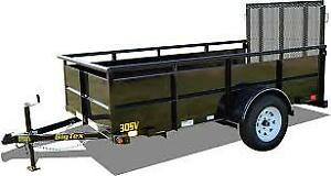 Dump Runs/ Trailer Rental ( 135 Load)