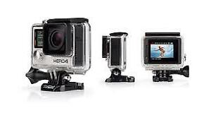 For Sale:  Like New GoPro Hero 4 Siver
