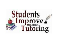 Primary Tuition: Transfer Test Tutor, Confidence Building, SEN, AQE & GL