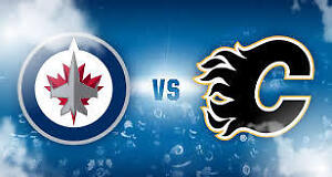 Flames vs. Jets Oct 2nd 7pm
