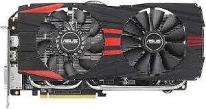 NEW ASUS R9280X-DC2T-3GD5  $350 obo