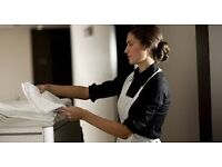 Housekeeper - Full Time Position