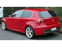 2010 BMW 1 SERIES 120D SE 3 DOOR HATCHBACK, ALLOYS. DIESEL, 55 MPG. LONG MOT.