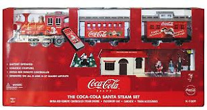 "2005 ""Mint in box""  Coca-Cola k-1309 Train Set"
