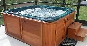 We purchase used Hot Tubs / Spas - Top Dollar Paid for Sun Ray's