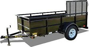 Dump Runs/ Trailer Rental (135 Per Load)
