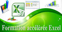Formation Excel → Sauvez du temps! / Excel → learn quickly!