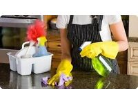 House cleaners urgently required - immediate start subject to interview & references - CM postcodes