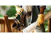 handyman / odd job man