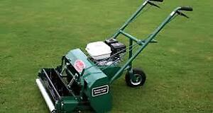 LOCKE or GRAVELY MOWER