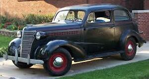LOOKING FOR 1938 CHEVROLET PARTS