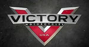 Victory Motorcycle parts, accessories, and clothing
