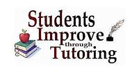 Private tutoring in Sciences and Math up to grade 12