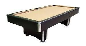Pool Table Inventory Clearance Sale- Playmore Tables & Games-
