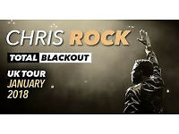 Chris rock at the Motorpoint Arena