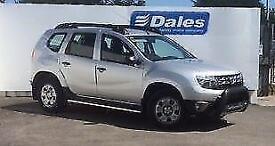 2015 Dacia Duster 1.5 dCi 110 Ambiance 5dr 5 door Hatchback