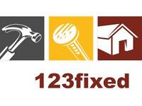 Handyman Services,Painting,Plastering,Electrics,Plumbing,Property Maintenance
