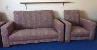 Retro lounge suite as new. Kings Meadows Launceston Area Preview