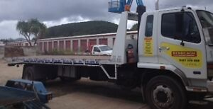 Tilt Tray Truck Hire -  Shipping Containers, Machinery, Vehicles Murwillumbah Tweed Heads Area Preview