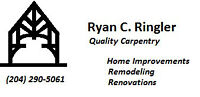 Home Projects by Residential Carpenter