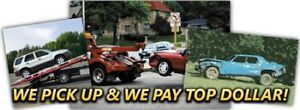 Top dollar paid for old unwanted cars trucks vans suvs