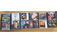 Job Lot 120 Music CDs & albums country pop rock hip hop