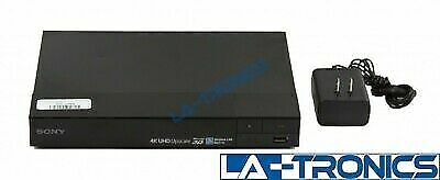 Sony BDP-S6500 3D Blu-ray Player w/ Streaming 4K Upscaling and Wi-Fi