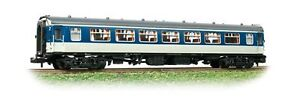 GRAHAM FARISH 374-211 MK1 SP PULLMAN PARLOUR 2ND CAR BLUE/GREY