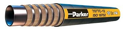 Parker 797tc-24 Hydraulic Hose - 10 Length