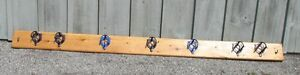 Custom bridle and tack/accessory rack